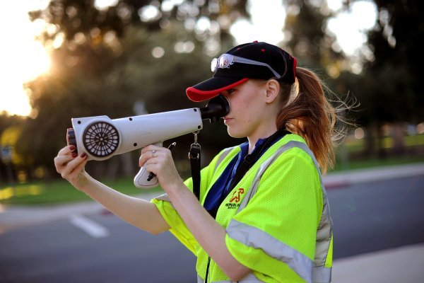 A Nasal Ranger is used to help determine the intensity of an odor only.  It does not identify what the odor is.
